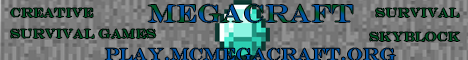{MegaCraft} 1.5.1 || Survivlal || Creative Plots || Region Protection || SurvivalGames || SkyBlock