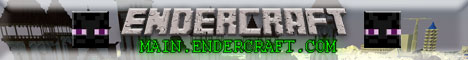 Endercraft Minecraft Dedicated 24/7 Survival-MMORPG | Towny | TDM  CTF PVP