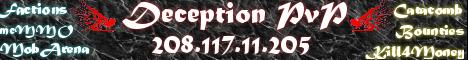 Deception PvP