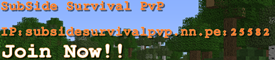 Subside Survival PvP