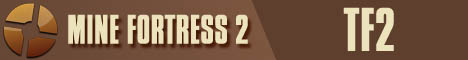 Mine Fortress 2! 24/7 ! All Classes!