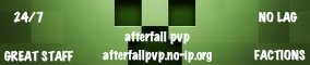 Afterfall PvP