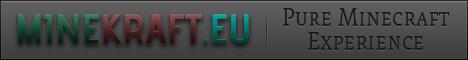 Minekraft.eu - Pure Minecraft Experience !