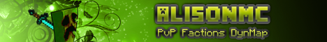 AlisonMC - Revolutionizing Minecraft Server! -