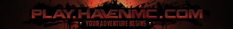 HavenMC: Your adventure begins