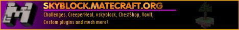 Matecraft Skyblock