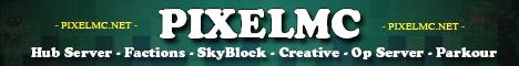 PixelCraft -1.7.2 [Bukkit][Plugins][NewBlocks][NewBiomes]