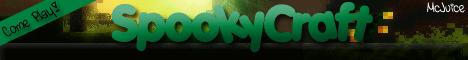 Spookycraft - SMP/RPG/WoE