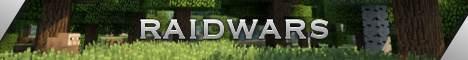 RaidWars [Factions/Pvp/raiding]