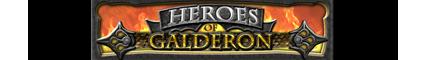 Heroes of Galderon [Strict RpRpg]