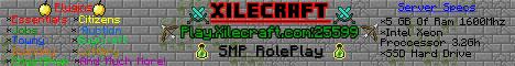Xilecraft Servers