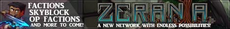 Zerania Network (FREE RANK)